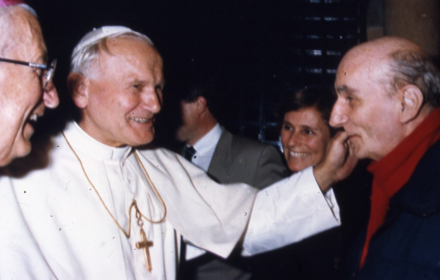 John Paul II and PG
