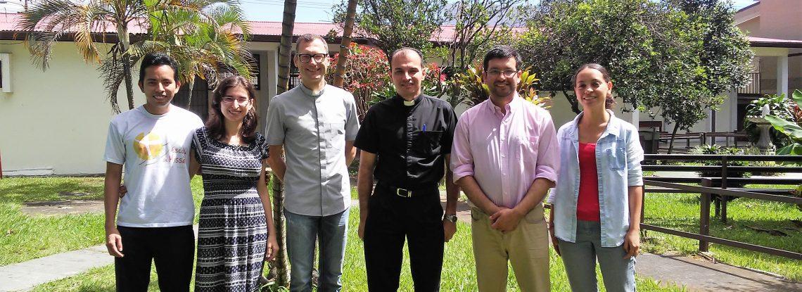 Equipo Coordinador del Camino Emmanuel a la JMJ