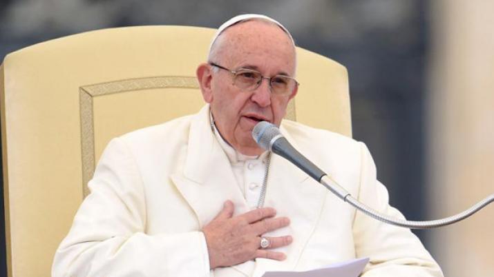 El Papa Francisco a los voluntarios de  la JMJ de Río de Janeiro, julio de 2013