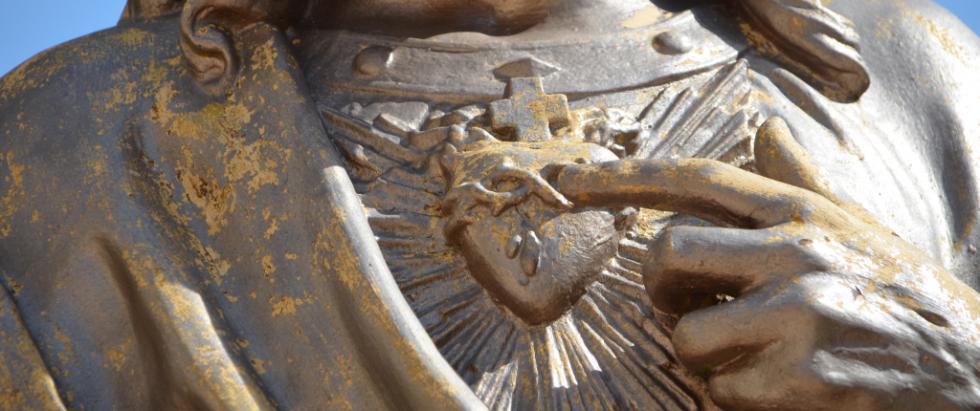 Coeur de Jésus à Paray-le-Monial