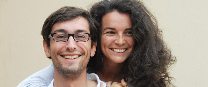 Couple © Communauté de l'Emmanuel 2013