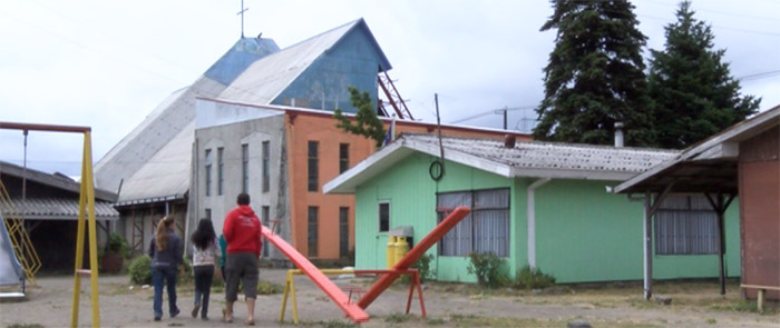 Mission au Chili avec Fidesco © Communauté de l'Emmanuel 2014
