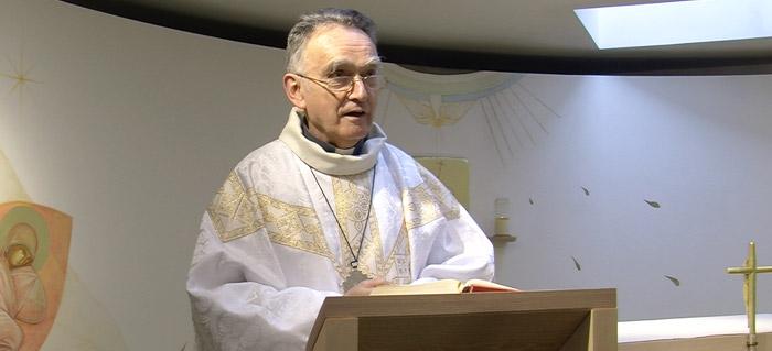 Mgr Georges Pontier © Communauté de l'Emmanuel 2014