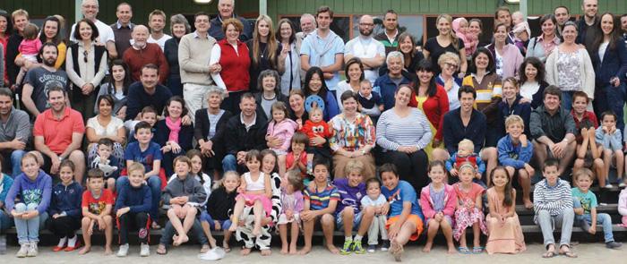 Retraite de l'Emmanuel en Australie © Communauté de l'Emmanuel 2014
