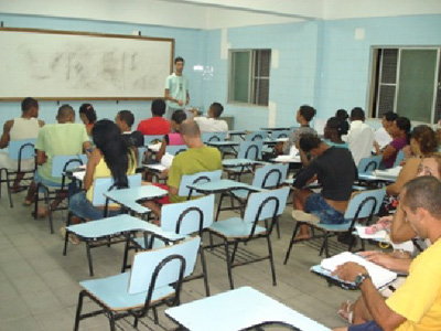 Ecole de mission Salvador © Communauté de l'Emmanuel 2014
