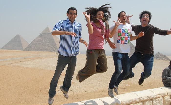 Egypte © Communauté de l'Emmanuel