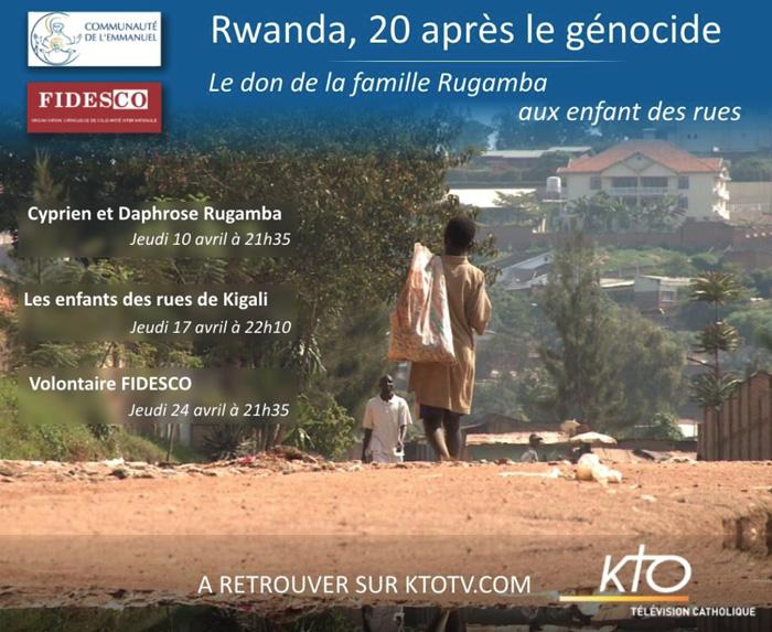 Rwanda Kigali KTO - Communauté de l'Emmanuel