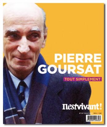 Pierre Goursat © Communauté de l'Emmanuel 2014