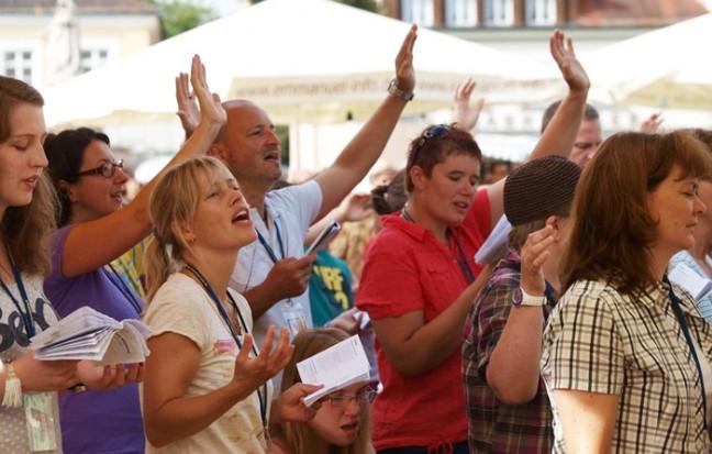 Forum Altotting 2013 © Communauté de l'Emmanuel 2014