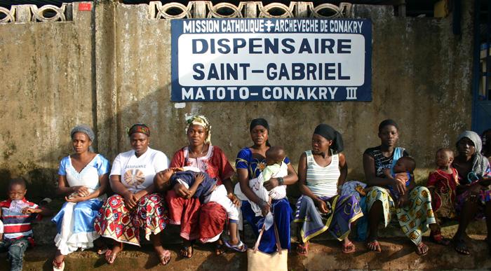 Guinée © Communauté de l'Emmanuel 2014