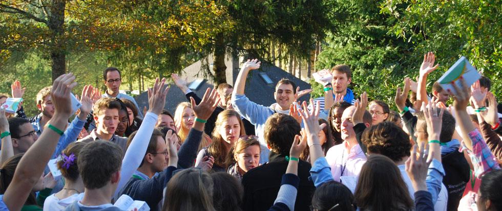 Lourdes © Communauté de l'Emmanuel 2014