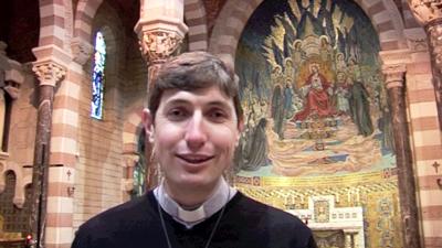 Père Benoît Guédas © Communauté de l'Emmanuel 2015