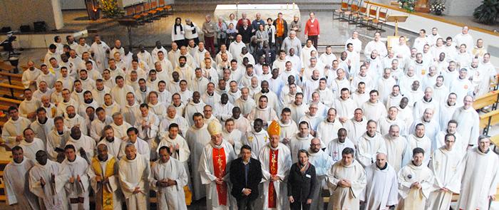 Prêtres de l'Emmanuel © Communauté de l'Emmanuel 2015