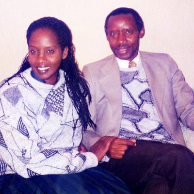 Cyprien et Daphrose Rugamba