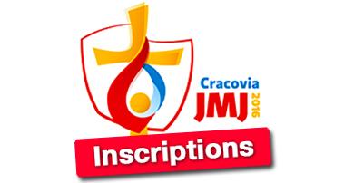 S'inscrire aux JMJ