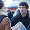 [Diaporama] Evangélisation de rue avec L'1visible