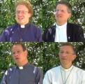 Découvrez les prêtres de l'Ile-Bouchard !
