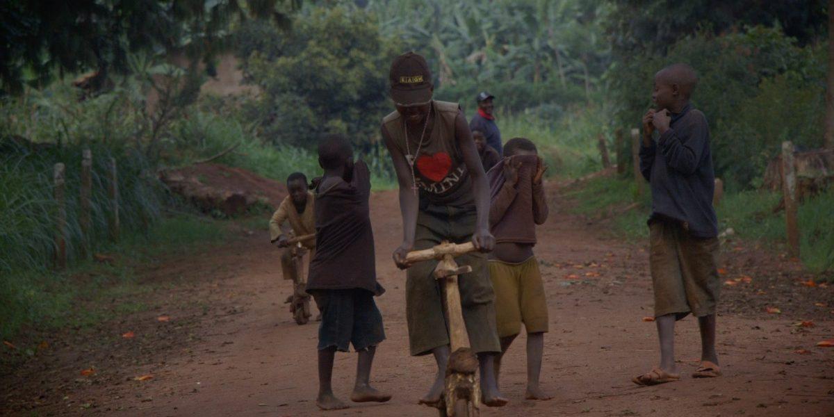 Enfants rwandais