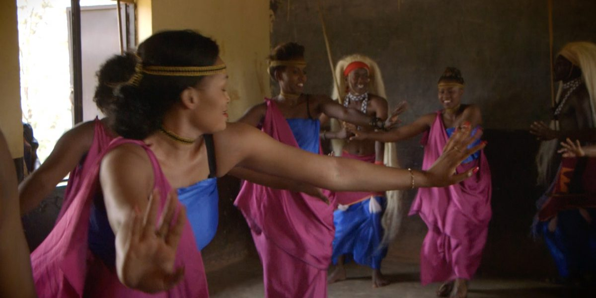 Danse rwandaise