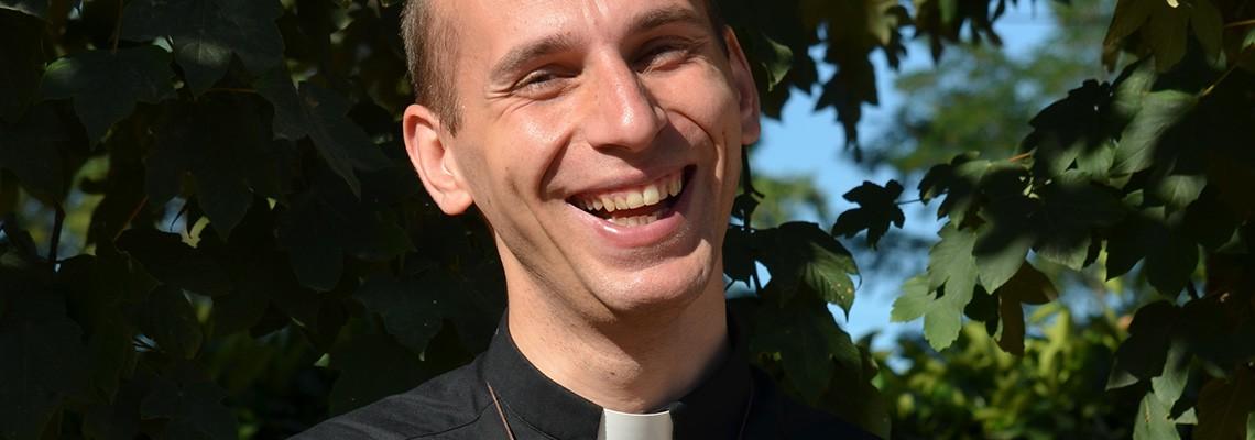 Appelé à devenir prêtre ?