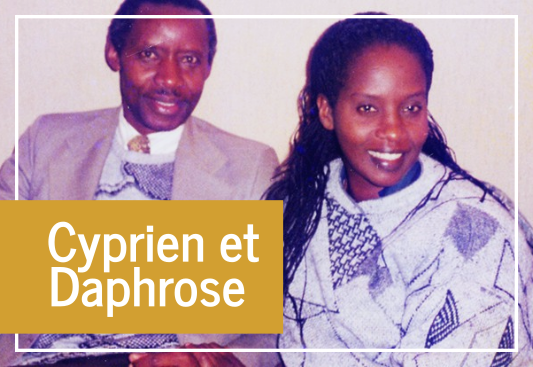 Cyprien et Daphrose