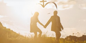 We coeur à coeur couples mariés