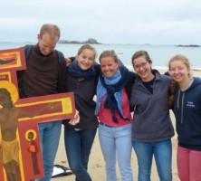 Mission plage à Dinard