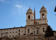 La Trinité des Monts à Rome, confiée à la Communauté de l'Emmanuel