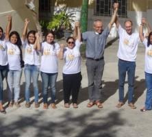 Salvador, Brésil : l'ESM en joie !