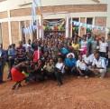 Les Jeunes du Burundi jubilent à Mugera