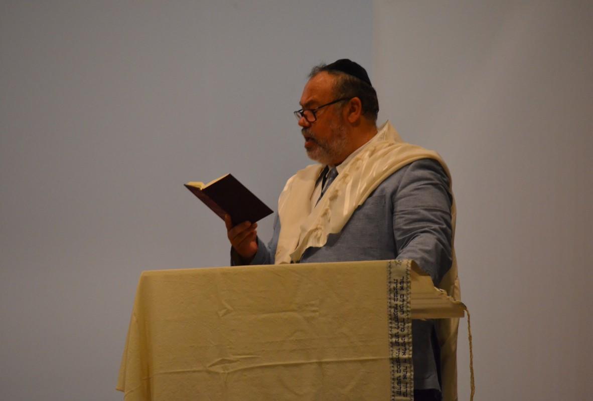 Prière d'ouverture de Shabbat