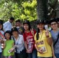 Un Forum des Jeunes en Indonésie