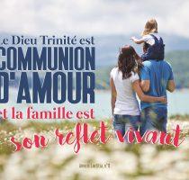 Amoris Laetitia : le moment est favorable pour annoncer la joie de l'amour !