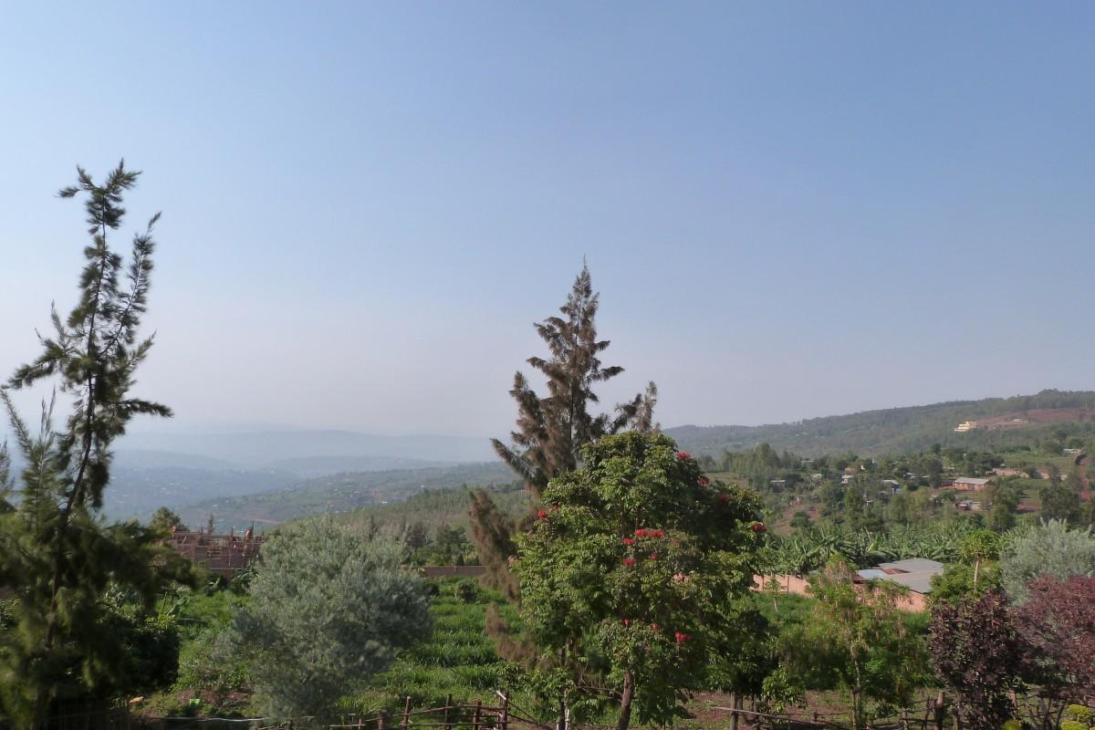 Le Rwanda est appelé pays aux 1000 collines