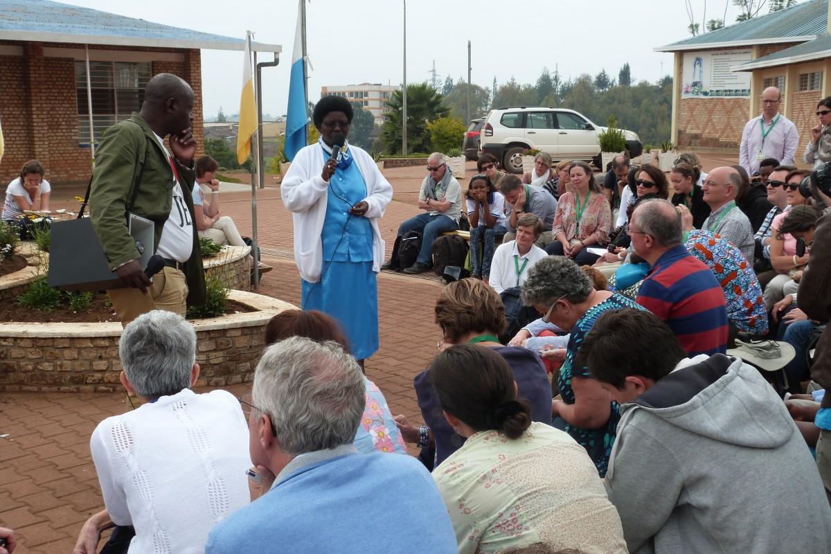 Témoignage de Nathalie, à qui Marie est apparue à Kibeho