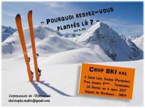 Camp SKI (Avance Au Large)