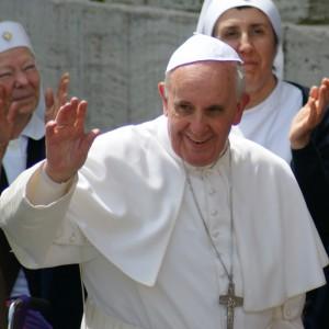 Pape François carré