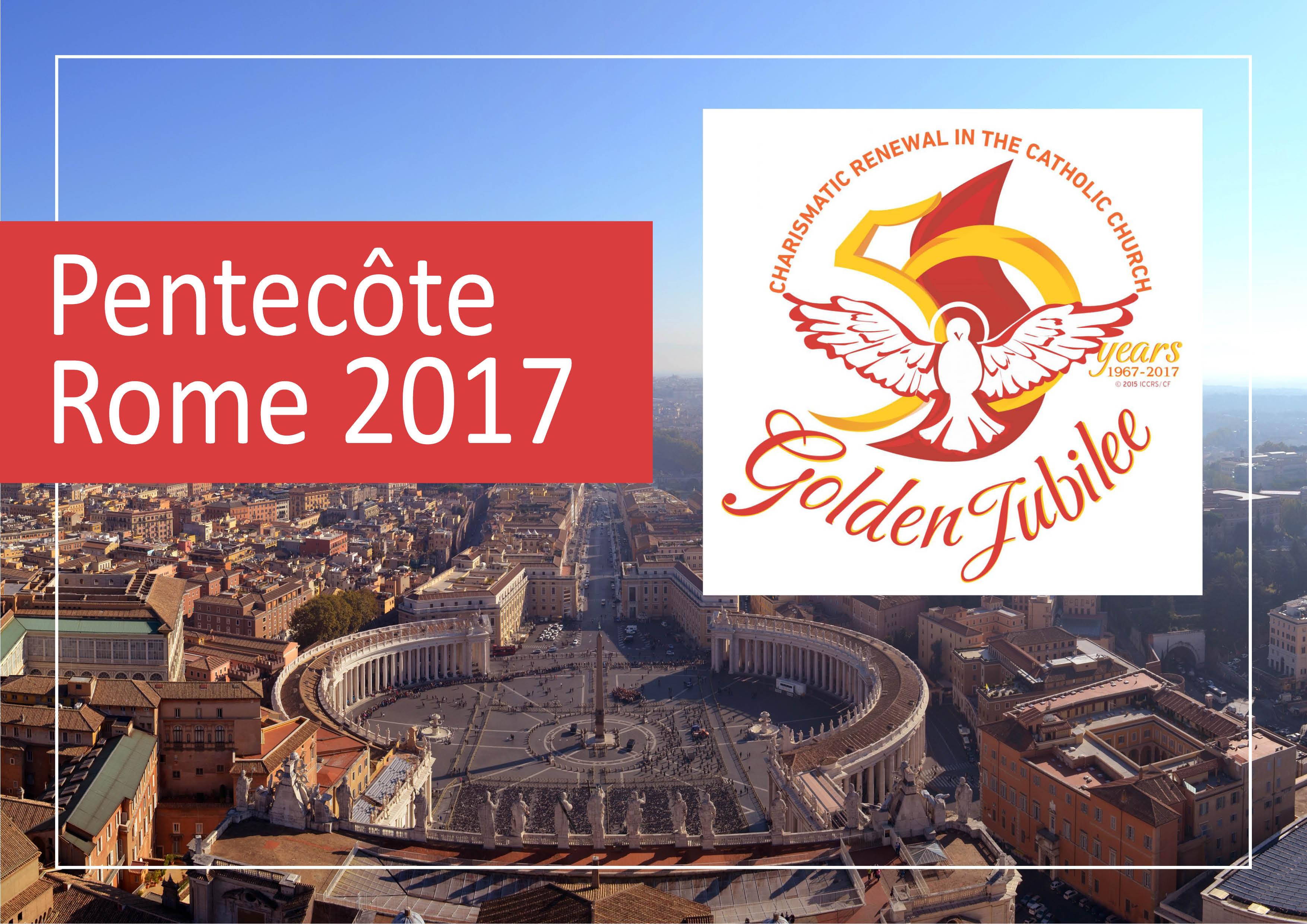 Pentecôte 2017