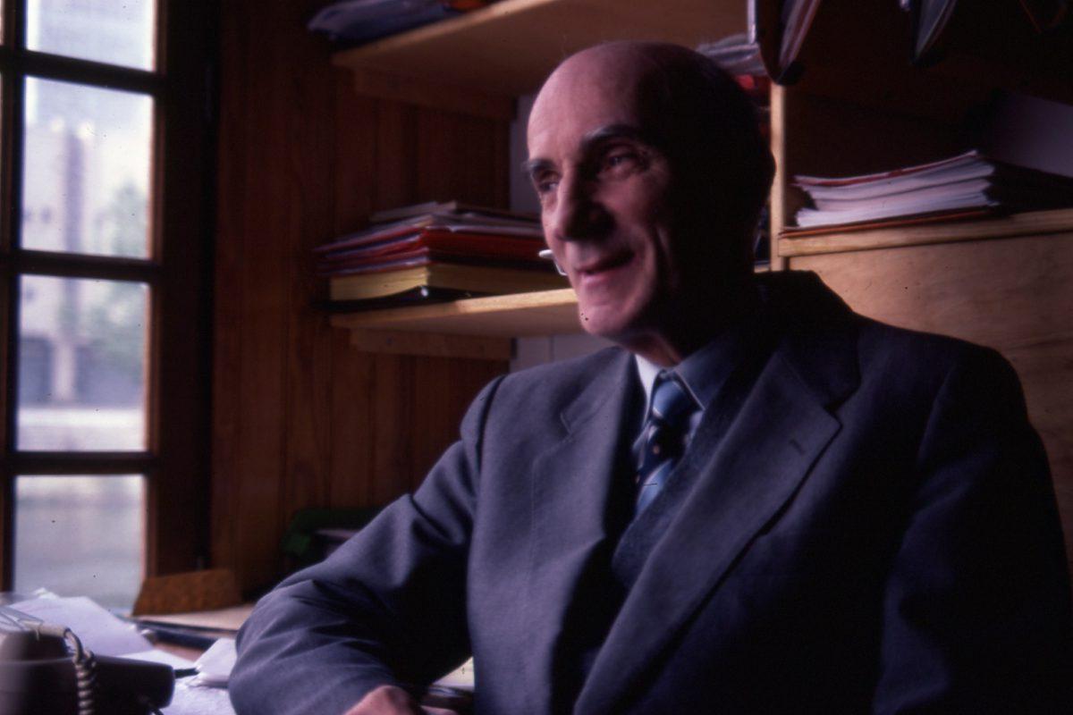 Pierre à la Péniche – 1987