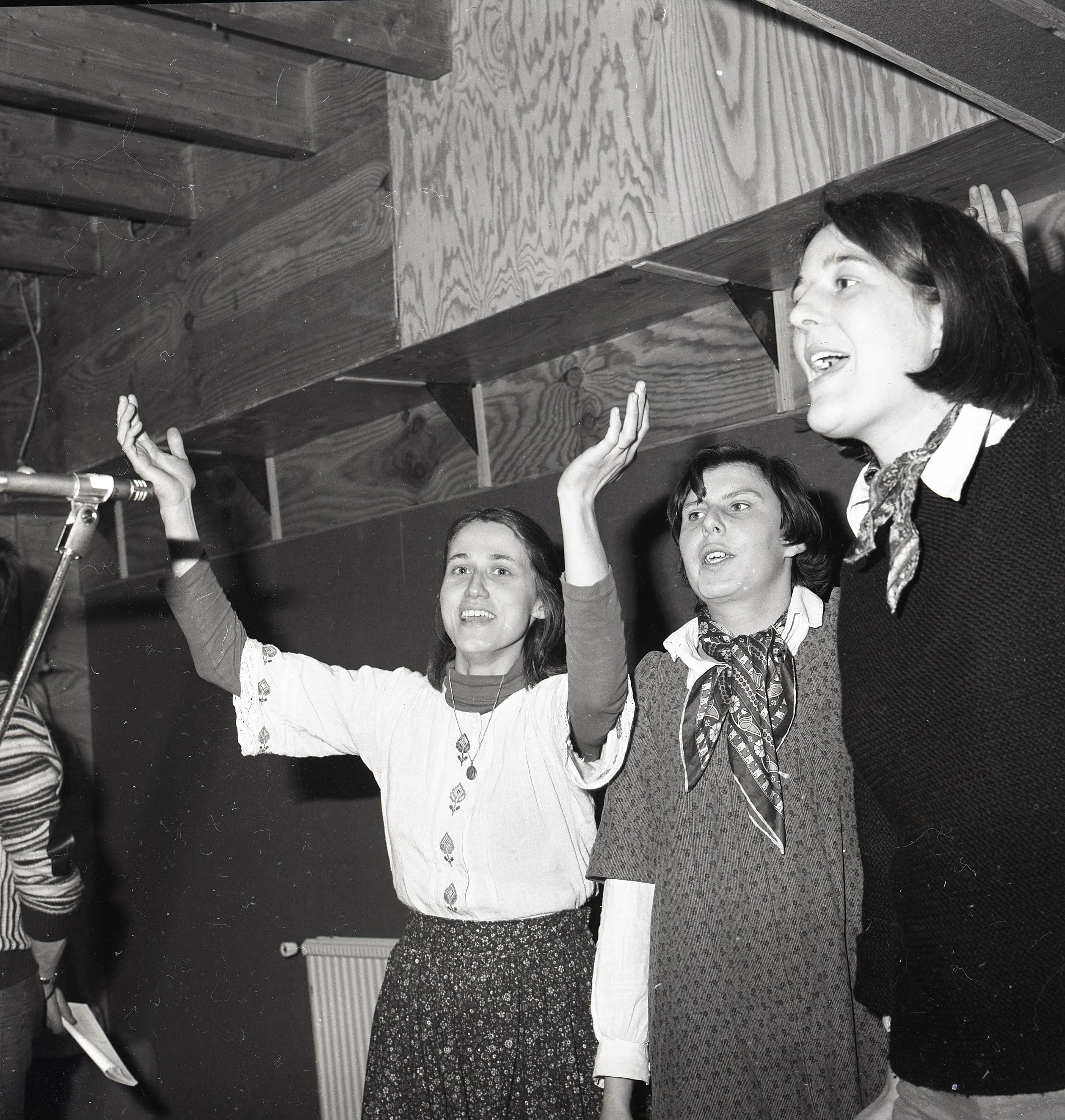 Louange à la Péniche – 1979