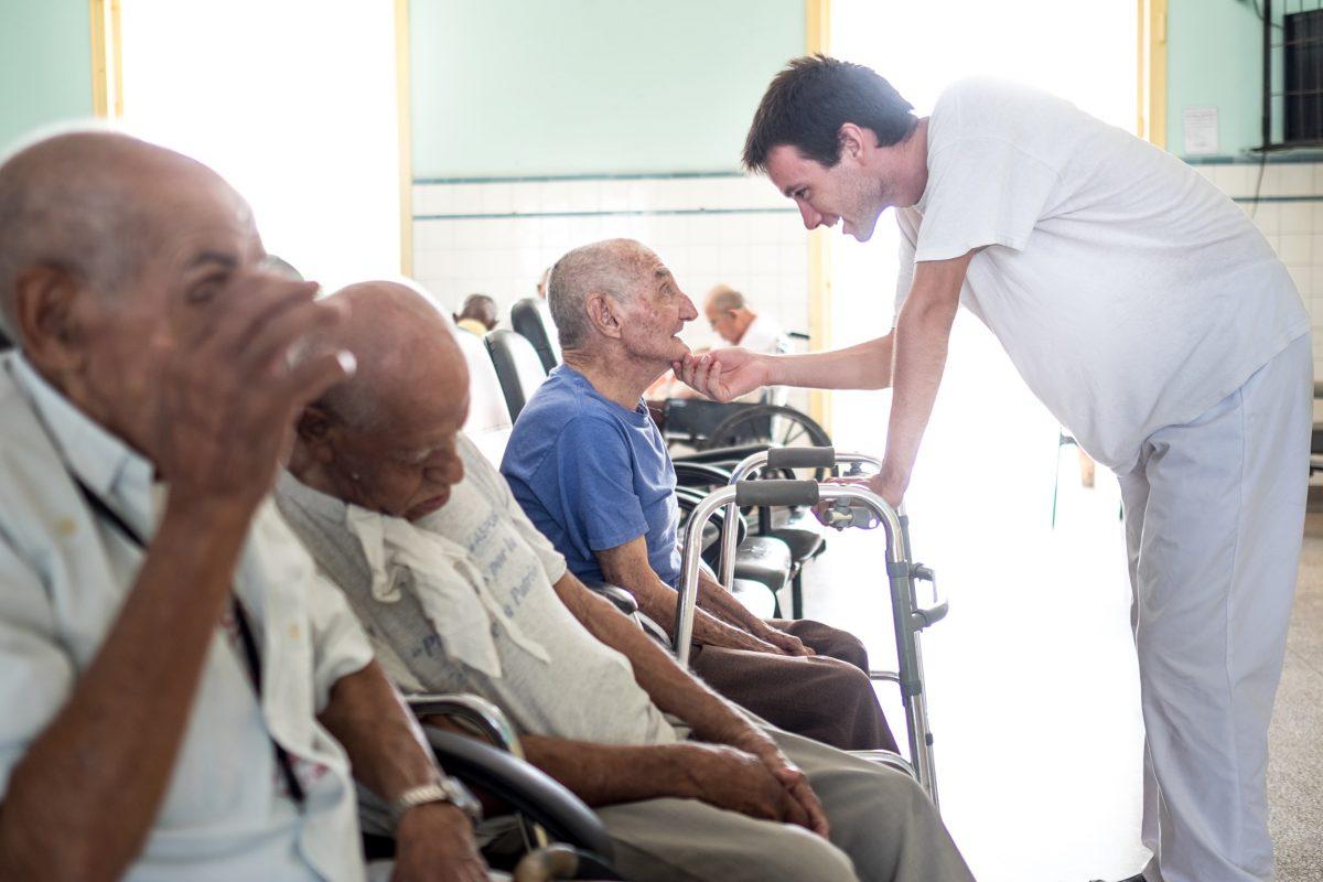 Jean-Marie à Cuba