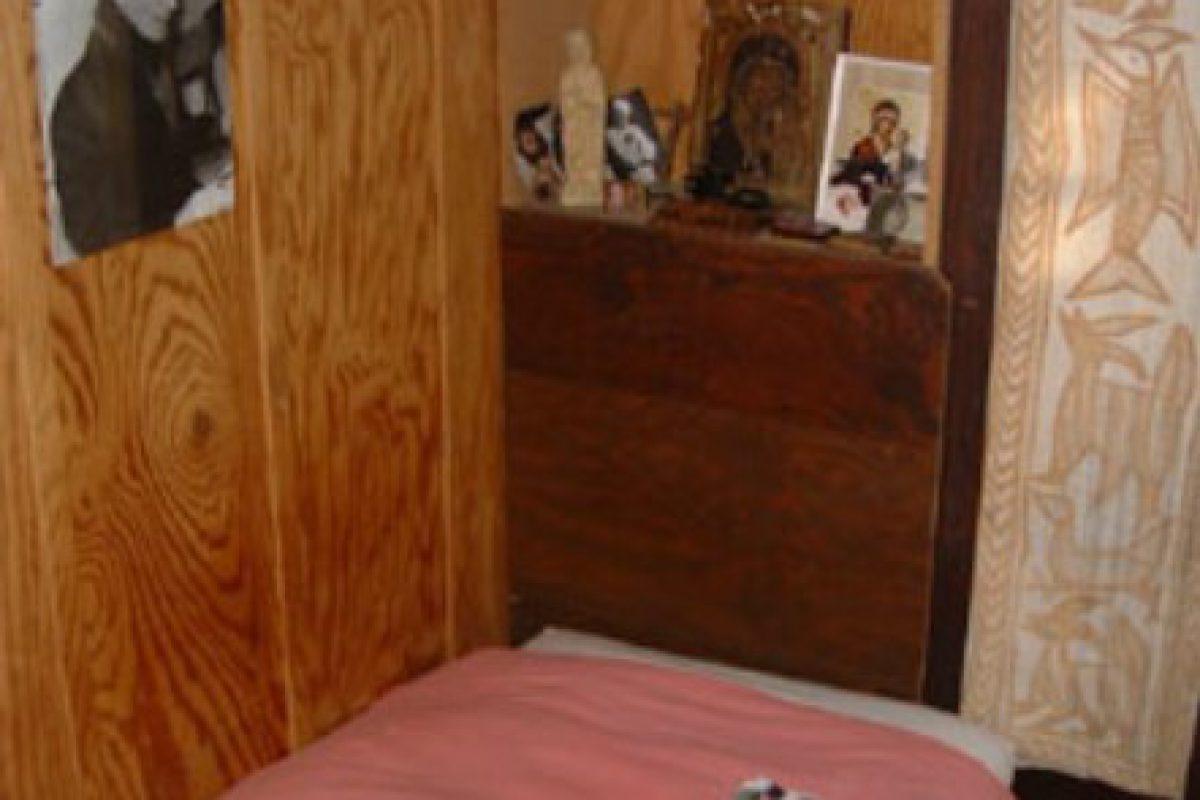 Dernière chambre de Pierre – 2001