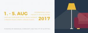 Bandeau International Forum Altotting 2017
