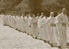 Les prêtres à Fatima : joie et aventure