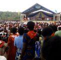 20 000 personnes à Kibeho pour la Pentecôte