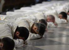 Ordonnés prêtres en juin 2017 : les images
