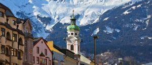 Hotel Innsbruck Winter Tirol Alpen Barrierefrei Sightseeing Altstadt Berge Kultur Hotspots Goldenes Dachl Innzeile Innenstadt Zentrum Aktiv 03