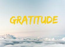 7 jours pour entrer dans la gratitude avec le Père Pascal Ide