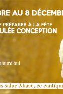 9 jours pour se préparer à la Fête de l'Immaculée Conception