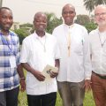 Frat CI_Willy et les frères consacrés et Bernard Michat responsable frères consacrés